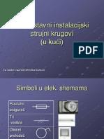 Jednostavni Instalacijski Strujni Krugovi