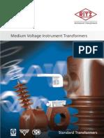 MV Instrument Transformers