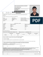 Application Form for Short Service Commission