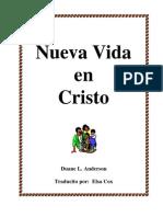 Nueva Vida en Cristo
