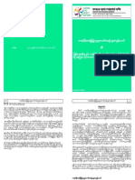 Analysis Paper of KNPP vs Gov Ceasefire Process(Burmese)