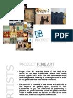Projectfineart Artist Art Event
