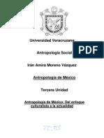 Irán, Antropología de México, Unidad III