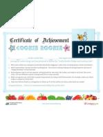 Cookie Rookie Pledge