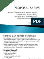 Seminar i Draft