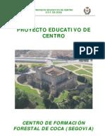 Proyecto Educativo Escuela de Coca