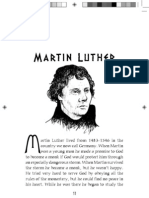 Martin Luther - Adventures and Faith by Linda Finlayson