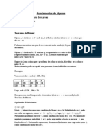 Teorema de Bezout e Equacoes Diofantinas