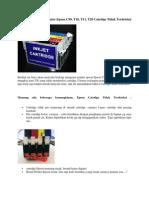 Cara Memperbaiki Printer Epson C90