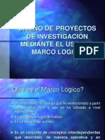DISEÑO DE PROYECTOS DE INVESTIGACIÓN MEDIANTE EL USO