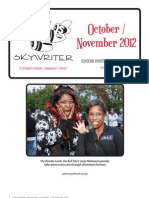 October/November 2012 Durham Skywriter