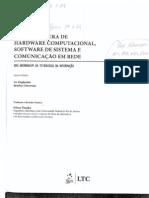 _Scanner Páginas 2 A 49 do Livro Arquitetura de Computadores (Irv)