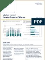 Savills -Paris Report - H1 2012