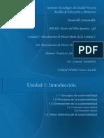 Presentación de PowerPoint de la Unidad 1