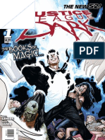 Justice League Dark Annual 1 Exclusive Preview