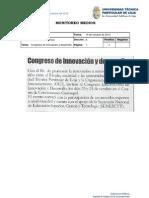Informe de Prensa Semana del 19 al 26 de octubre/2012