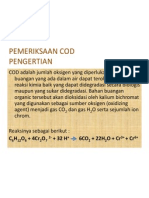 Pemeriksaan Cod Pp