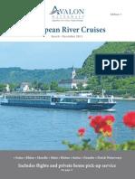 Avalon European River Cruises