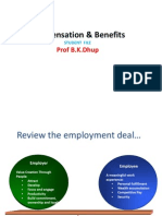 Compensation & Benefits - Student File - b.k.dhup