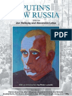 Putin's New Russia, Edited by Hellevig & Latsa (2012)