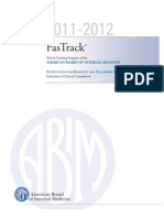 FasTrack - Online Tracking Program of the