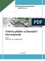 Tehnica Platilor Si Finantarilor Internationale