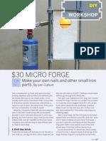 MAKE Microforge