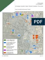 City Transit Summary Map