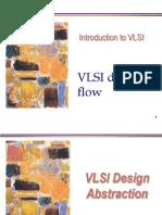 VLSI- הרצאה 2 | Design Flow