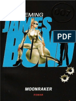 4.Ian Fleming-Moonraker