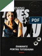 5.Ian Fleming-Diamante Pentru Totdeauna