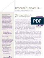 Research Reveals - Issue 4, Volume 2 - Apr / May 2003