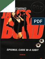 11.Ian Fleming-Spionul Care M-A Iubit