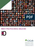 Inf Web y Politica
