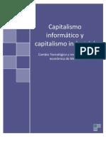 Capitalismo informático y capitalismo industrial