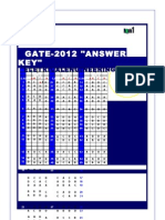 Gate2012 Elect Answer