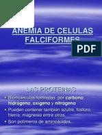 Anemia de Celulas Falciformes