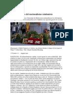 Los falsos mitos del nacionalismo catalán