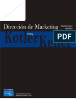 Direccion de Marketing Duodecima Edicion
