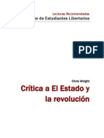 Critica a el estado y la revolución - Chris Wright