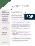 Research Reveals - Issue 2, Volume 5 - Dec 2005 / Jan 2006