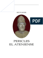 Rex Warner Pericles El Ateniense