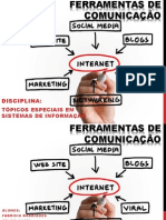 Seminario Marketing Na Web-Ferramentas de Comunicacao