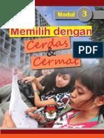 Modul 3  Memilih dengan Cerdas & Cermat (Bagian 1).pdf