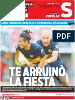 El Superdeportivo de Diario Popular (29/10/2012)