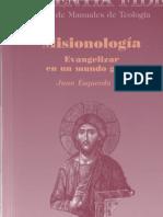 Esquerda Bifet Juan Misionologia