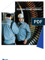 Doosan Steam Turbines