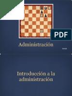 Administración 01