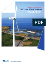 Doosan Wind Turbine