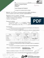 Bioquimica - Dosagem de Colesterol